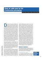 Choix-sable-lits-infiltration-percolation