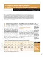 EAT 2008 Matieres de vidanges par LSPR