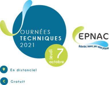 Les JT EPNAC 2021 : une journée en ligne le 7 octobre 2021